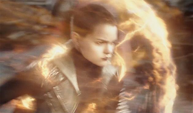 Voici ce que donne un combat de filles dans Deadpool : Ce clip vidéo qui remet la femme au centre des hostilités