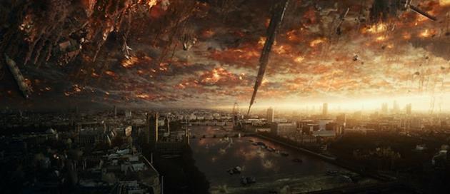 Independence Day Resurgence : Teaser et poster apocalyptiques pendant le Super Bowl : 20 ans de préparation de notre côté... mais pour eux aussi !