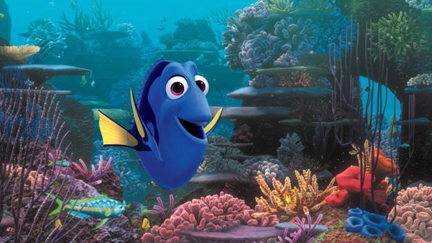 Monde de Dory (Nemo 2), le trailer VO est arrivé ! : Une bande annonce haute en couleurs pour ce nouveau Pixar