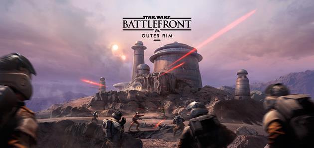Star Wars Battlefront : La première extension payante sera finalement disponible au mois d'avril : La patience est l'une des vertus des Jedis