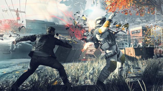 Les Jeux Vidéo de la Semaine : Quantum Break débarque ! : Sorties de la semaine 14 : Du 04/04 au 08/04