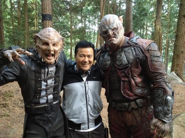 Star Trek Beyond nous livre une photo d'aliens pour célébrer le Premier Contact : Une sorte de pré-anniversaire avec 47 ans d'avance