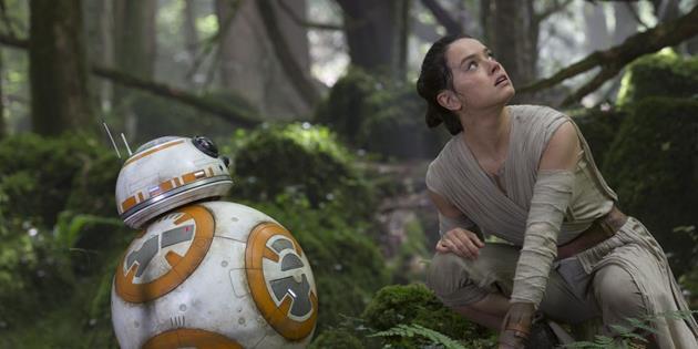 JJ Abrams nous donne un indice sur les parents de Rey : Et nos spéculations sur Rey vont dans le bon sens