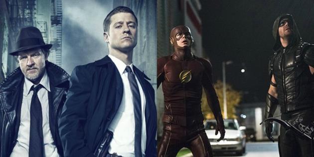 Les synopsis de fins de saisons pour Gotham, Flash et Arrow : 3 séries qui se terminent fin mai. Voilà comment.