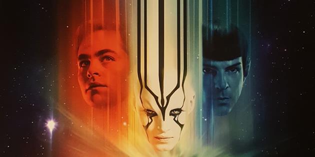 L'affiche de Star Trek Beyond rend hommage au film original : Comparez les deux affiches et jouez au jeu des ressemblances