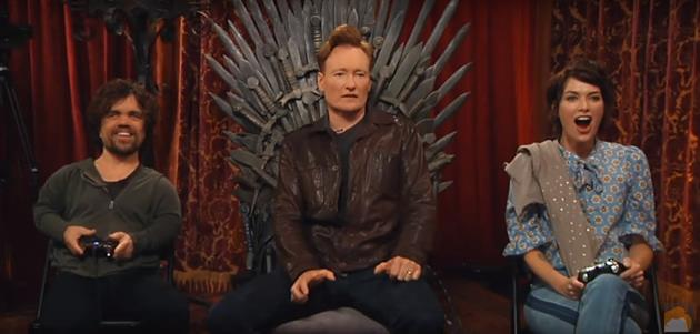 Insolite : Une partie d'Overwatch entre Tyrion et Cersei Lannister : Après Game of Thrones voici une partie pour le trône