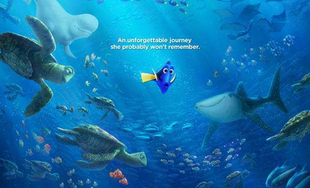 Bande annonce officielle du Monde de Dory (VF) : Le prochain Pixar en montre plus