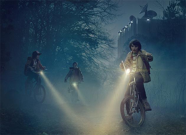 Découvrez le trailer de la série Stranger Things, prochainement sur Netflix : Une rencontre du troisième type façon années 80