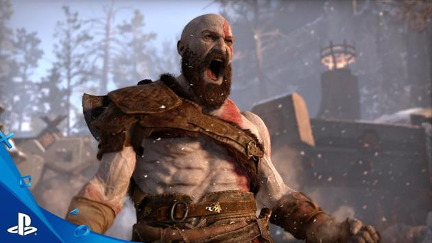E3 2016 : le gameplay trailer du nouveau God of War : Trailer de la conférence de presse de Sony