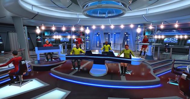 E3 2016 : Ubisoft présente Star Trek Bridge Crew en réalité virtuelle : La meilleure façon de réellement contrôler un vaisseau de la fédération
