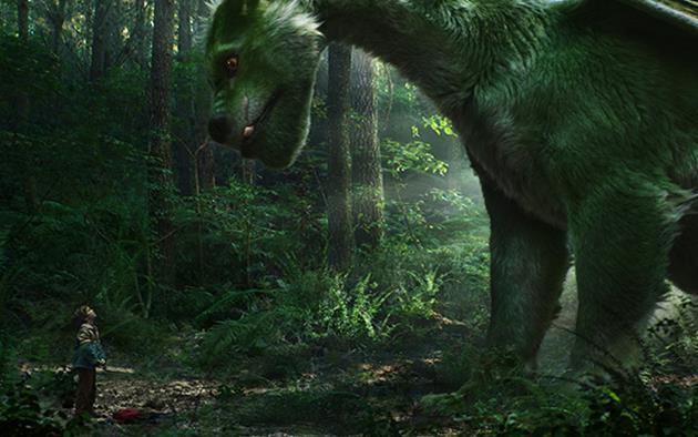 Premier trailer pour le remake d'Elliott le Dragon : Dragon cherche petit enfant abandonné dans les bois