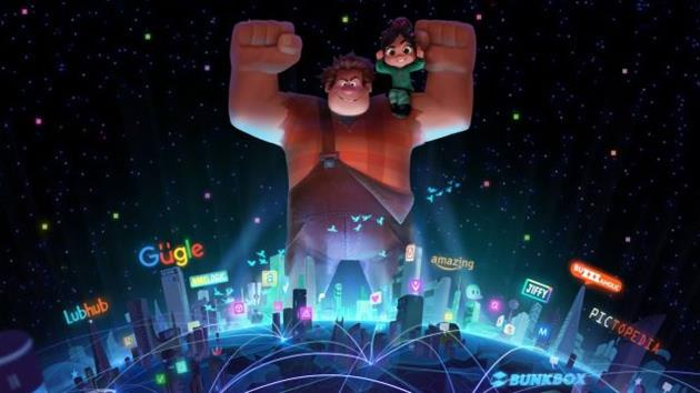 Disney annonce Les Mondes de Ralph 2 pour 2018 : Il va tout casser et on va tout réparer