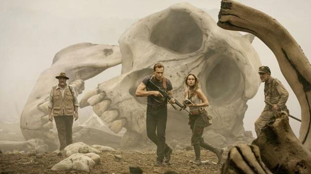 Kong: Skull Island, Trailer et affiche dévoilées à la Comic Con 2016 : Une île, des chercheurs et une mission qui va virer en cauchemar