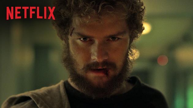 Premier teaser pour Marvel Iron Fist qui débarque sur Netflix : Une dernière série pour compléter le spin-off Marvel The Defenders