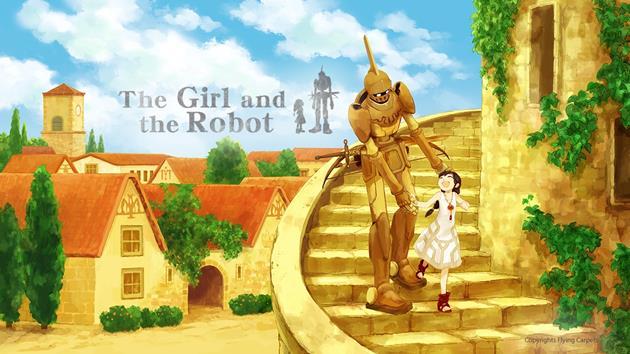 Les Jeux Vidéo de la Semaine : Une fille, un robot et une révolte antique : Sorties de la semaine 33 : du 15/08 au 19/08