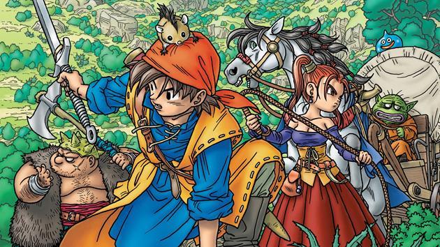 Les Jeux Vidéo de la Semaine : Dragon Quest et Bioshock : Sorties de la semaine 37 : Du 12/09 au 16/09