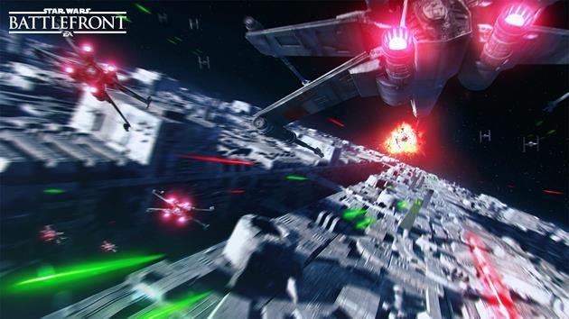 Gameplay trailer pour le DLC Death Star de Star Wars Battlefront : Que la Force soit avec vous