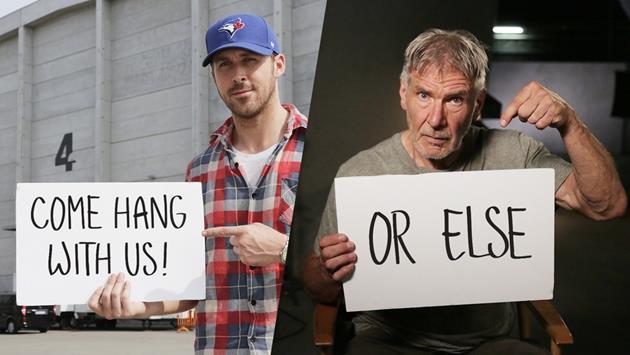Blade Runner 2 : Ryan Gosling invite les fans sur le tournage du film de Denis Villeneuve : Omaze offre une place pour les studios dans sa campagne de dons