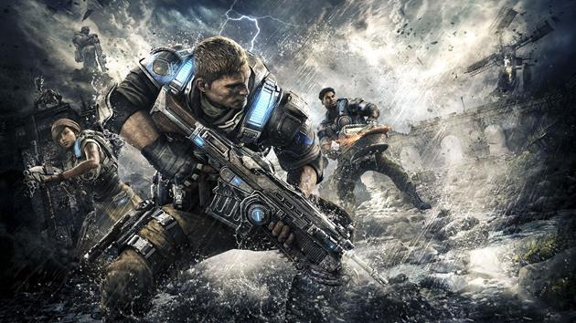 Les Jeux Vidéo de la Semaine : Gears of War 4 vs. Playstation VR : Sorties de la semaine 41 : Du 10/10 au 14/10