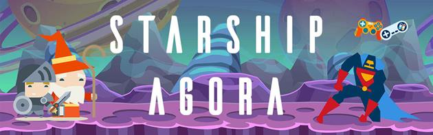 Starship Agora, un site pour mettre d'accord les geeks : Découvrez un nouveau site de petites annonces pour nous les geeks