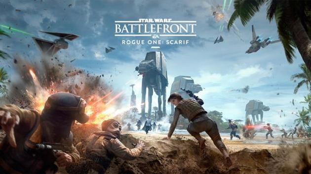 Star Wars Battlefront Rogue One: Scarif - la bande annonce : Ou comment patienter en attendant le film