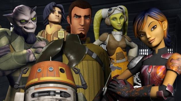 Star Wars Rebels : Un personnage de Rogue One bientôt de retour : Une demi-surprise nous attend