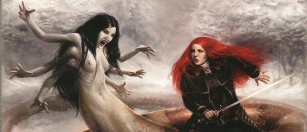 Une souscription pour Lamentation of the flame princess : Le retour d'une fantasy pour adulte ?...