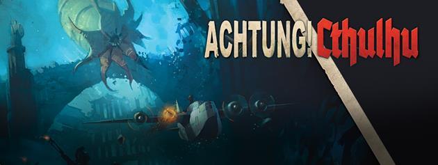 Une première grande campagne pour Achtung ! Cthulhu : Partez découvrir les secrets de l'Atlantide...