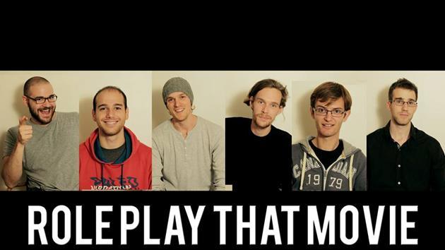 Ailleurs sur le web : Roleplay that movie : Une chaîne youtube à découvrir...