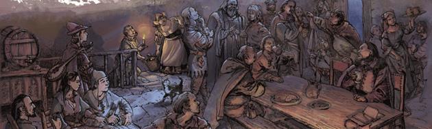 Le jeu de rôle Rêve de Dragon bientôt de retour : L'éditeur dévoile les nouveautés de ce retour...