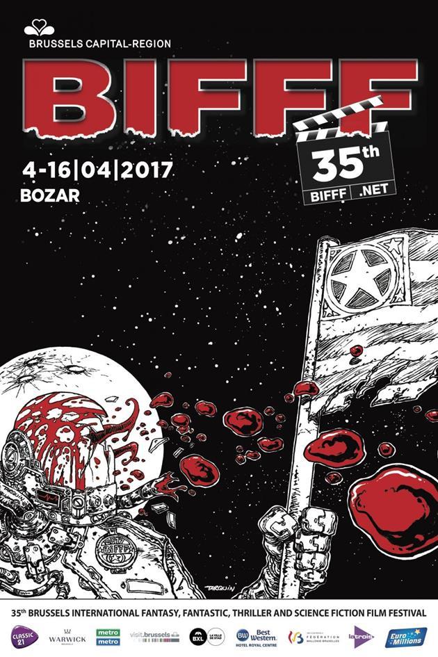 Le 35e Brussels International Fantastic Film Festival (BIFFF)  : Le bifff fête 35 ans, vous pouvez découvrir son programme !