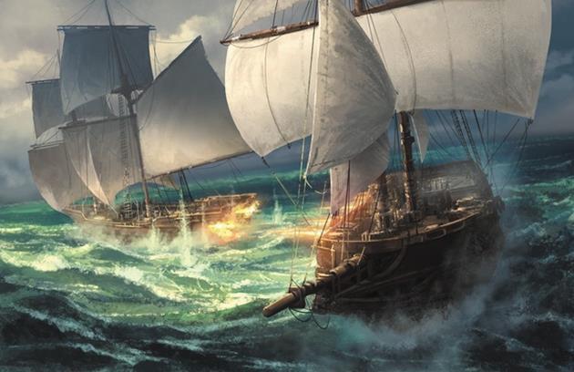 Partirez-vous à la découverte de la 7ème mer ? : C'est maintenant que ça se passe !...