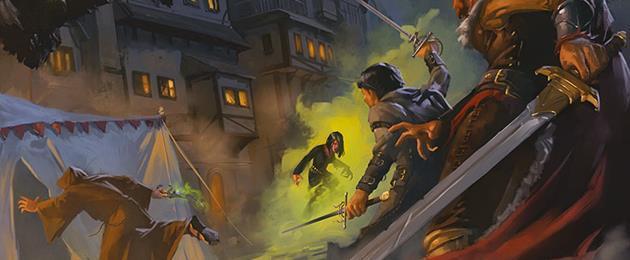 Lankhmar, le jeu de rôle adapté du Cycle des épées, est chez BBE ! : La ville ouvre ses portes aux aventuriers
