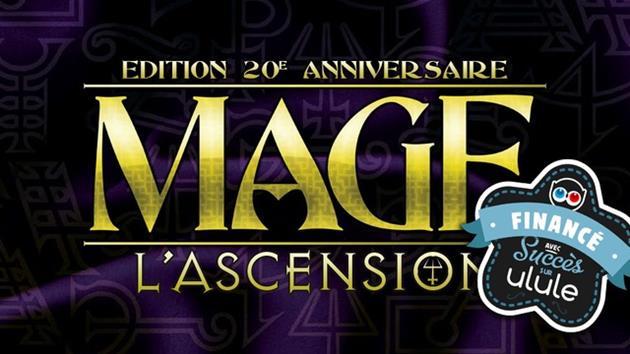 Le jeu de rôle Mage actuellement en souscription : Changerez-vous la réalité ?...