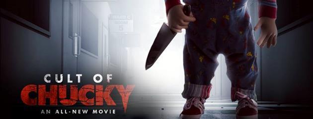 """Cult of Chucky se dévoile dans un trailer """"Red Band"""" : La poupée de sang revient !..."""