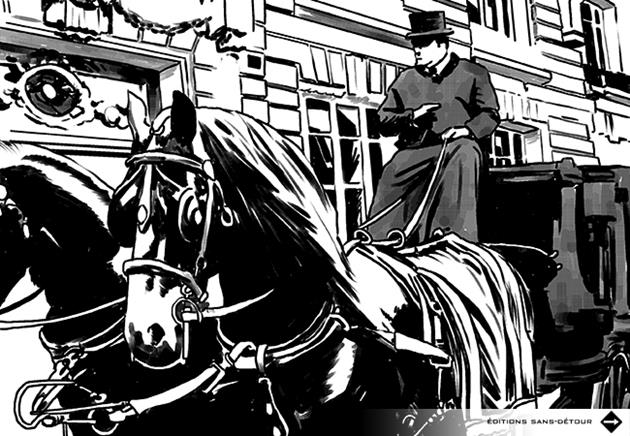 Des Horreurs sans noms dans la gamme de L'appel de Cthulhu 7 : Une nouvelle publication plus légère en attendant la suite...