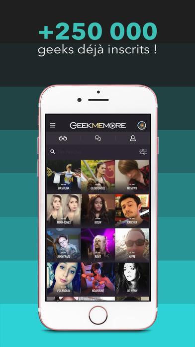 L'application de GeekMeMore est enfin là : Les détails de ce nouvel outil pour geeks solitaires