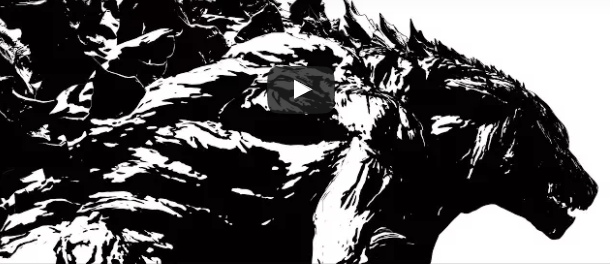 godzilla monster planet  le trailer japonais du prochain film d u0026 39 animation