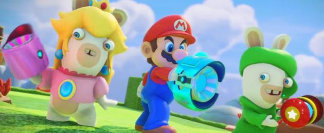 Les Jeux Vidéo de la Semaine : Mario vs. The Lapin Crétins ! : Sorties de la semaine 35 : du 28/08 au 01/09