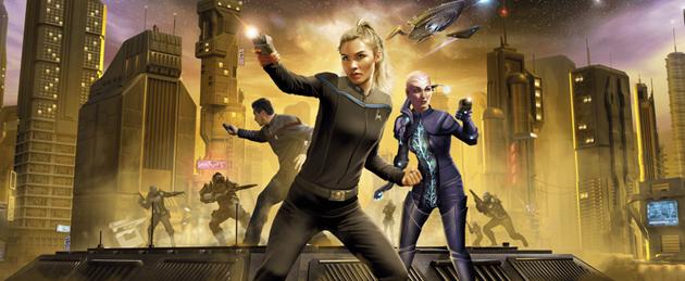 Participez à notre concours Star Trek Online : Pour débloquer 5 vaisseaux dans le jeu