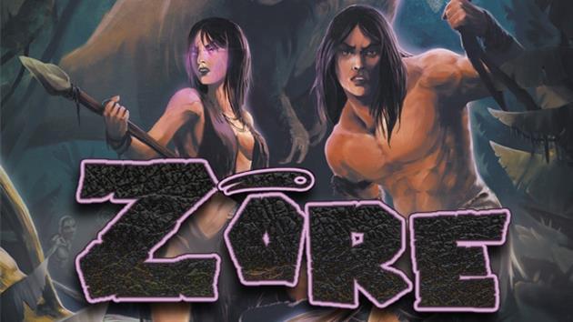 Au croisement de Rahan et Zembla : découvrez le jeu de rôle Zore ! : Le directeur éditorial de JdR Editions nous présente son jeu...