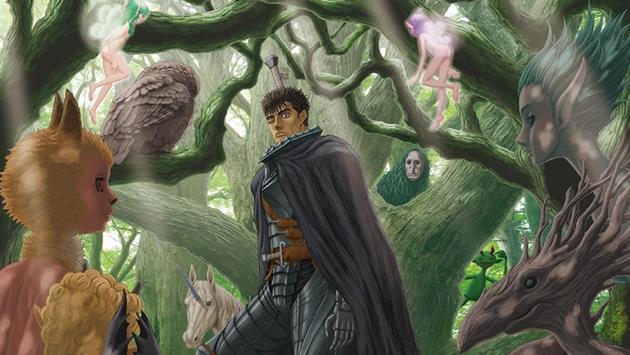Berserk Tome 39 : Le nouveau manga sort cette semaine : Et oui, c'est un événement !