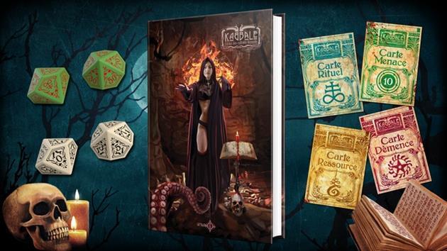 Kabbale : un jeu de rôle pour jouer des vrais méchants : L'auteur du jeu répond à nos questions...