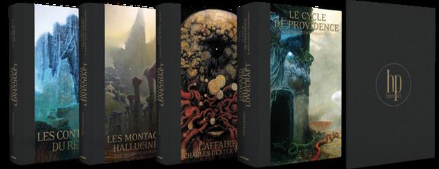 Une nouvelle traduction de Lovecraft, enfin ! : L'intégrale prestige des textes de fiction de H.P. Lovecraft entièrement traduits par David Camus
