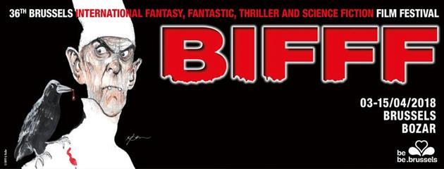 BIFFF 2018 : Welcome ! : Début du festival... pour nous...
