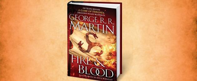 Un nouveau livre pour Game of Thrones arrive en novembre ! : On l'attendait tous !