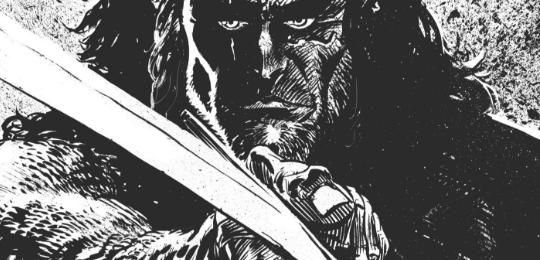 """Eclairage sur la nouvelle série de Glénat """"Conan le Cimmérien"""" qui publie son tome 3 le 12/09 : Conan le vrai, l'unique, l'authentique et conforme aux œuvres originales d'Howard en BD !"""