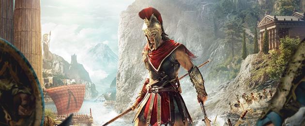 Les Jeux Vidéo de la Semaine : Découvrez la Grèce antique avec Assassin's Creed ! : Sorties de la semaine 40 : du 01/10 au 05/10