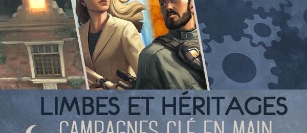 Deux nouveaux jeux de rôle dans la collection Clé en Main