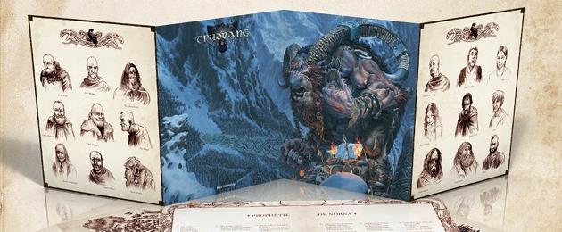 La Saga des Neiges en pays Stormländer aura un écran spécifique dont voici le visuel en EXCLUSIVITE
